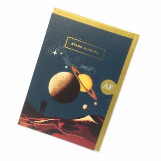 Happy Anniversary Card - Stars Aligned