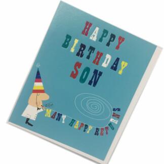 Happy Birthday Son - Many Happy Returns