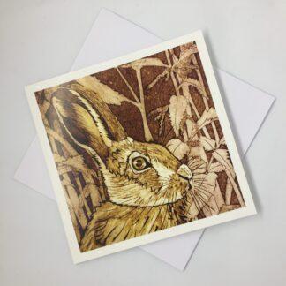Suzi Thompson - Autumn Hare
