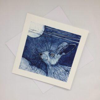 Suzi Thompson - March Hare