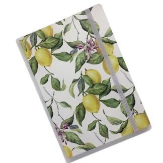 Lemon Notebook - Lined