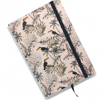 Toucan Notebook - Lined