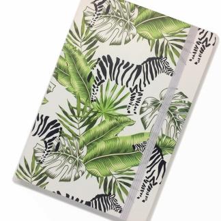 Zebra Notebook - Lined