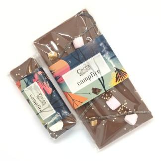 Campfire Chocolate Bars