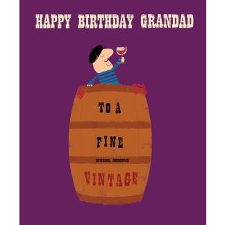 Birthday Card - Grand Birthday