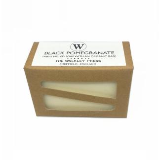 Black Pomegranate Soap