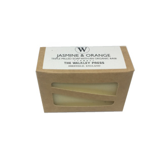 Jasmine And Orange Soap
