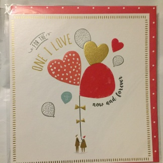 Valentine's Day Card - Now and Forever