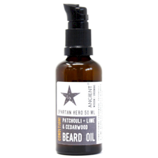 Patchouli, Lime and Cedarwood Shaving Oil