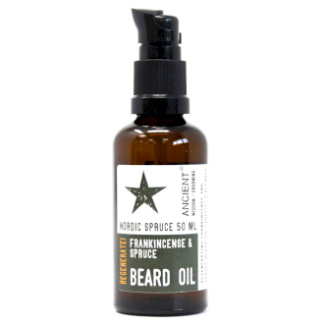 Frankincense and Spruce Beard Oil