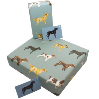 Wrapping Paper - Dogs