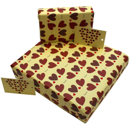Wrapping Paper - Weddings, Love and Romance