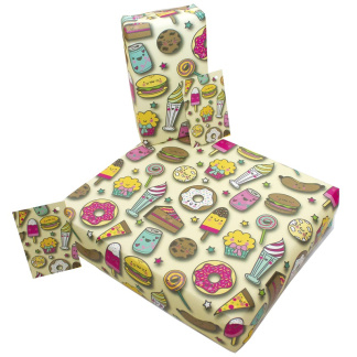 Wrapping Paper - Children's Sweets