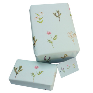 Wrapping Paper - Wild Flowers