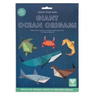 Giant Ocean Origami