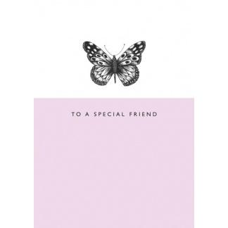 Friend Card - Butterfly