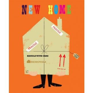 New Home Card - Box