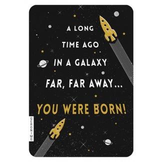 Birthday Card - Far, Far Away