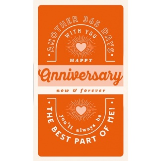 Anniversary Card - Another 365 Days