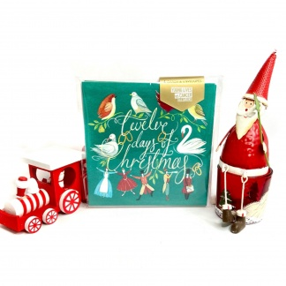 Charity Christmas Card Pack - 12 Days of Christmas