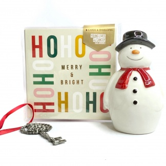 Charity Christmas Card Pack - Ho Ho Ho
