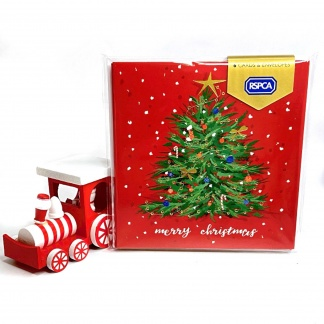 Charity Christmas Card Pack - Christmas Tree