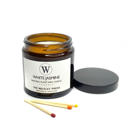 White Jasmine Candle 120ml