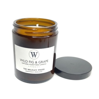 Wild Fig & Grape Candle